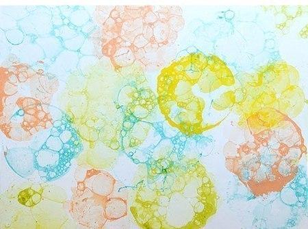 Как нарисовать мыльные пузыри