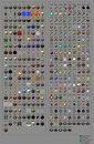 Minecraft 1.2.5 ID предметов.