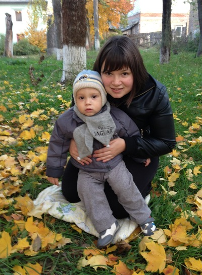 Марина Гуменная, 11 октября 1989, Ирпень, id16600959