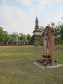 Wat Traphang Ngoen, Сукотаи
