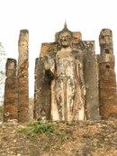 Wat Saphan Hin, Сукотаи