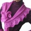 Авторские аксессуары ручной работы: броши, шарфы