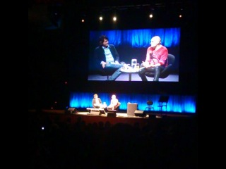 Gerard Way & Grant Morrison, Graphic Festival