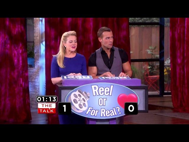 Мелисса Джоан Харт и Джоуи Лоуренс гости на шоу The Talk