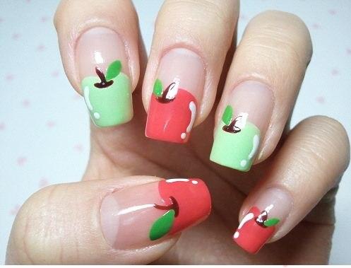 Marina ideas f ciles para decorar tus u as - Ideas sencillas para decorar ...