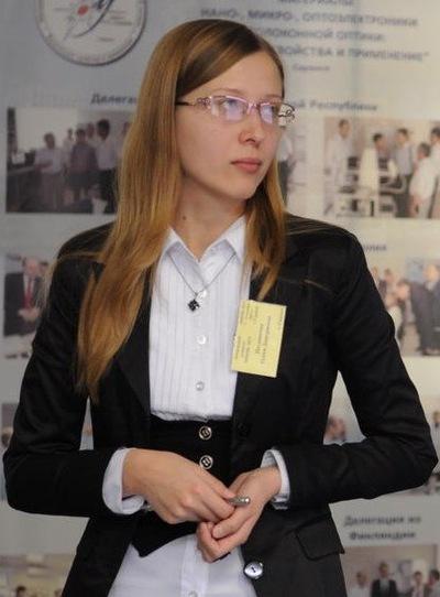 Олеся Позднякова, 30 июля 1989, Саранск, id21276094