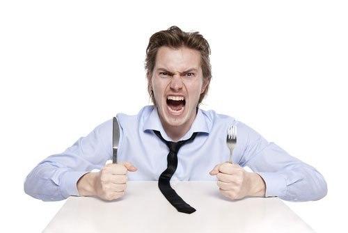 Если чувство голода