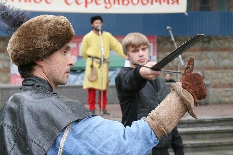 «Меч Станіслава 2012» Лицарський турнір