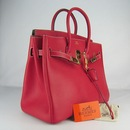 Материал: натуральная кожа. сумка HERMES Birkin 35 red.
