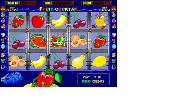 Игровой автомат Fruit Cocktail 2. Игровой автомат The Bermuda Mysteries. ко
