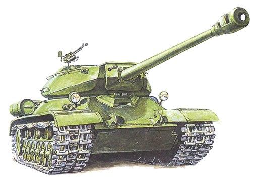 ИС-4.  Общая Классификация -тяжёлый танк Боевая масса, т -60 Компоновочная схема -классическая Экипаж, чел...