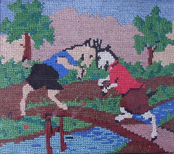 До дня міста Дніпропетровська 2012  виставка «Міста вишивальні візерунки»
