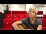 Ross Lynch surprises London school children with a musical masterclass!