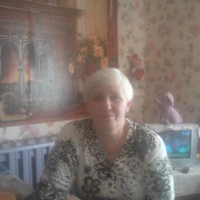 Нина Пермиловская, 3 февраля 1956, id188825145