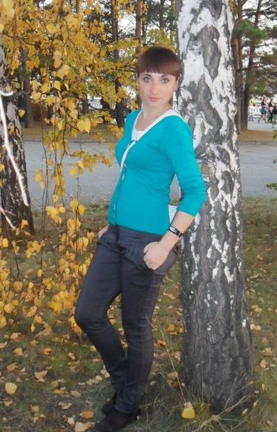 Anastasia Greshner, 28 мая 1990, Новосибирск, id175164341