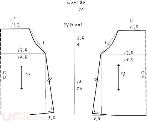 Как сшить джинсовый сарафан для девочки выкройка