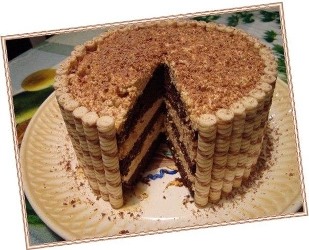 рецепты сметанного торта