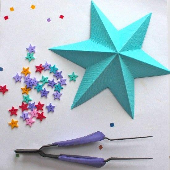 3D Zvaigzde 02