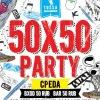 50X50 PARTY / СУПЕР СРЕДА 01.08.2012 / TUSSA CLU