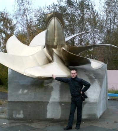 Антон Щеблыкин, 29 апреля 1987, Санкт-Петербург, id12838080
