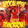 КОНЕЦ СВЕТА Вечеринка 21, 22, 23 Декабря 2012