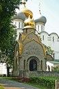 ...(Новодевичий Богородице-Смоленский монастырь) - православный женский монастырь Русской Церкви в Москве.
