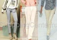 Брюки Мода