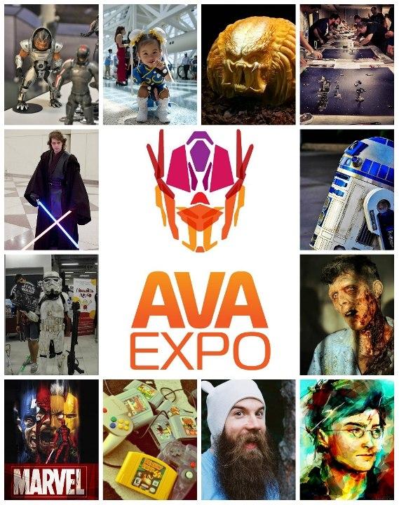 Новости Звездных Войн (Star Wars news): AVA Expo уже 26 октября, в эту субботу