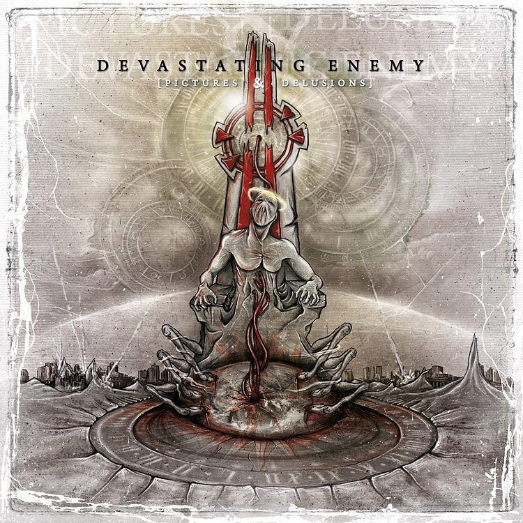 Devastating Enemy - Pictures & Delusions (2012)