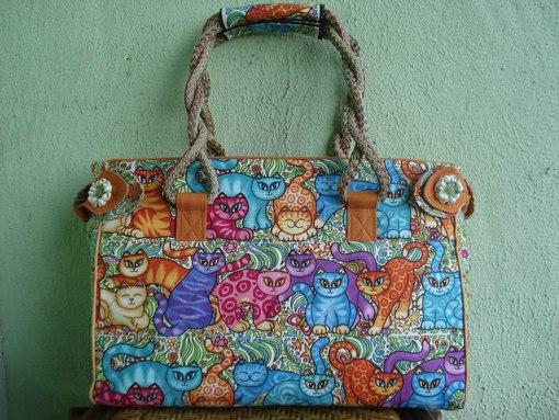 Авторские сумки и текстиль