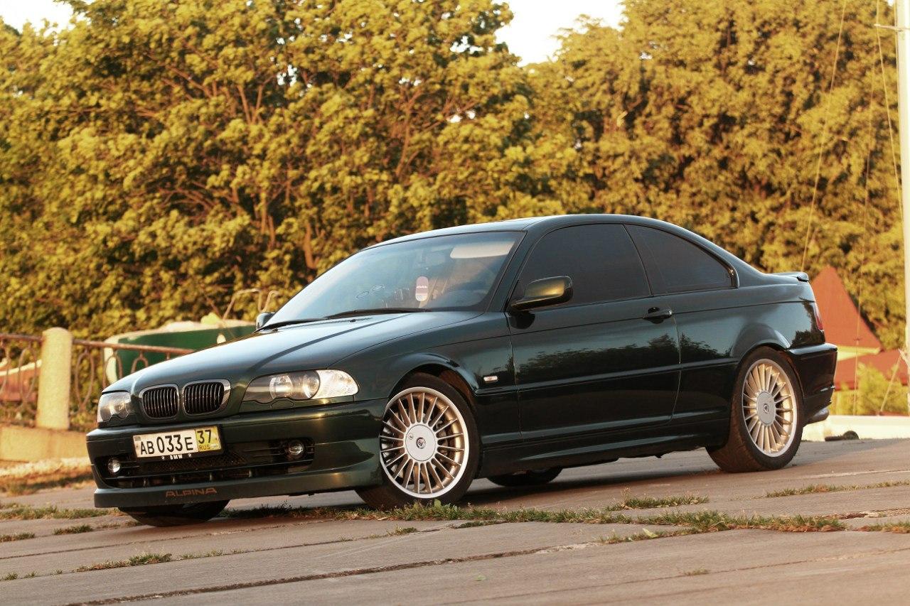 theALPINAregister.com :: View topic - My Alpina B3 3.3 coupe (a few ...