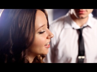 Safe and Sound - Capital Cities (Official Music Video Cover by Ali Brustofski & Corey Gray)
