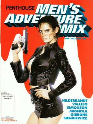Penthouse Mens Adventure Comix 05