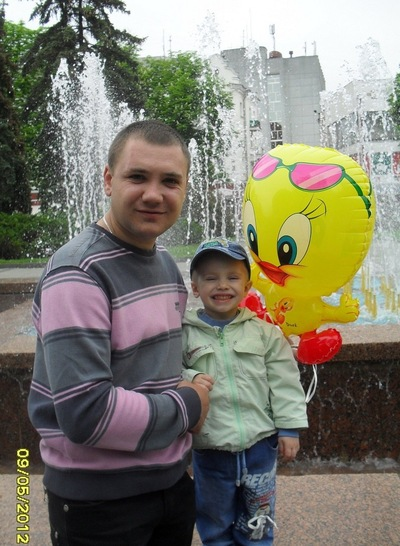 Вова Василенко, 12 ноября 1986, Новосибирск, id222546722