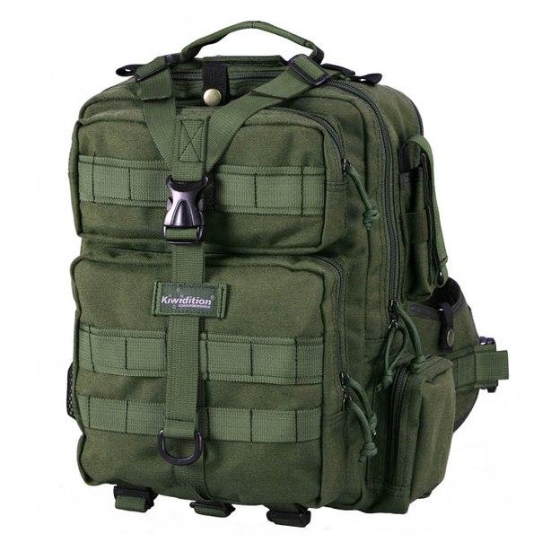 Рюкзак TONGA может служить как элемент экипировки выживания, городской рюкзак, и ориентирован на...