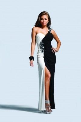 Faviana 6710 Prom Dress - 2012 Prom Gowns.