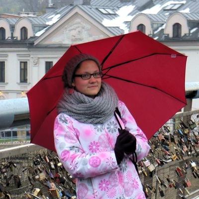 Анастасия Лебедева, 5 февраля 1997, Минск, id21900544