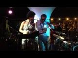 София Перес (вокал), Евгений Соколов (кларнет), Наталья Железных (фортепиано) - Iron Jazz Quartet