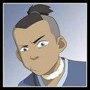 Сокка (англ.  Sokka) - 16 лет(в конце 3 сезона 17 лет), старший брат Катары, воин южного племени Воды.