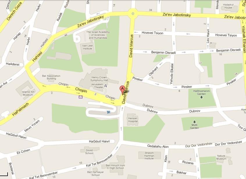 Концерт Ричарда Клайдермана. Карта