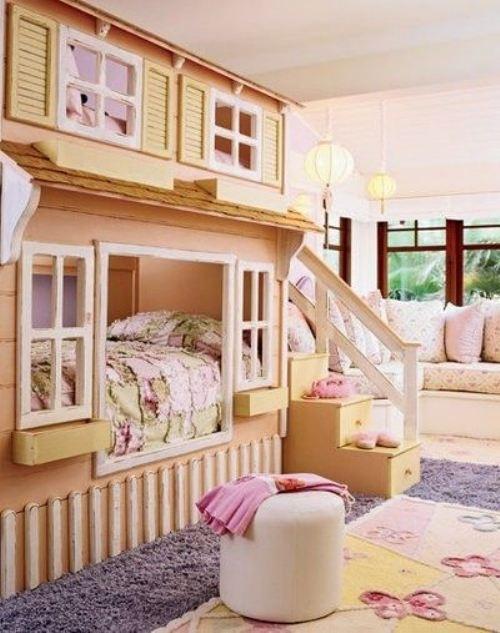 фото самые красивые детские комнаты