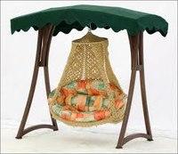 Кресло-гамак (макраме, сизаль.