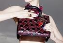 Коллекция сумок Christian Dior совместно с Anselm Reyle.