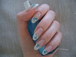 Гелевые ногти зима 2014 фото.