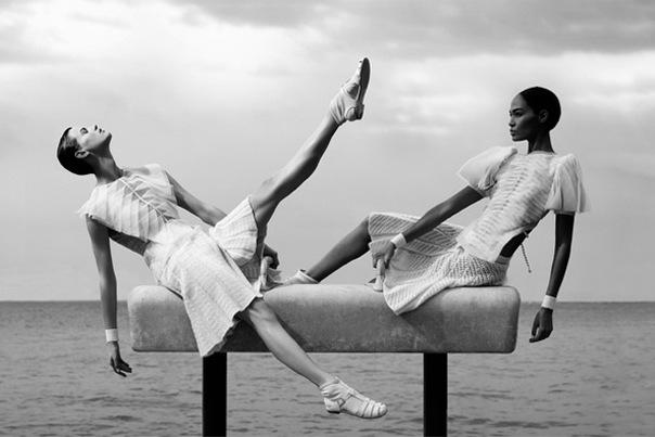 Рекламная кампания Chanel: полная версия.