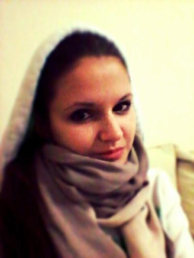 Юлия Беляева, 16 июля 1994, Новосибирск, id145495177