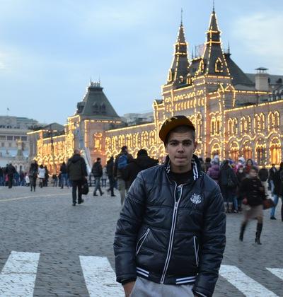 Василий Бреусов, 9 января 1994, Москва, id188955775