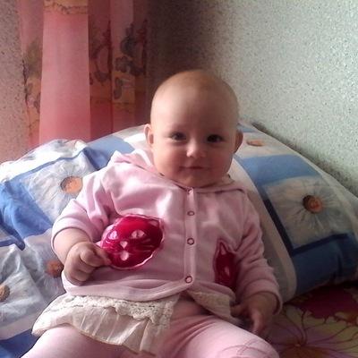 Арина Кулибаба, 8 мая 1995, Москва, id102721021