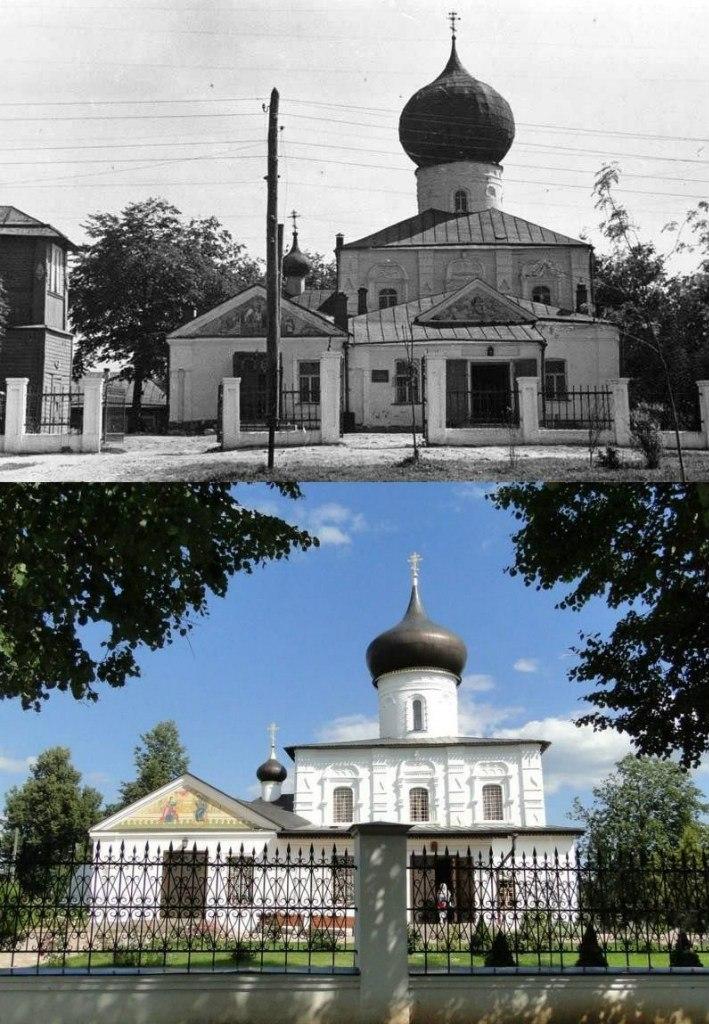 храм великомученика Георгия