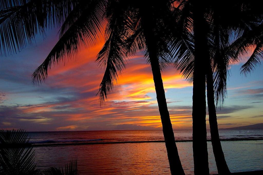 фото рассветов и закатов